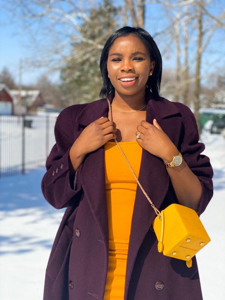 Colour combination outfits