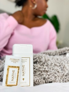 Native body wash and deodorant