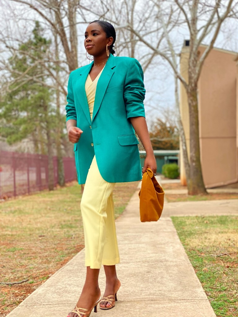 how to wear pastel for spring