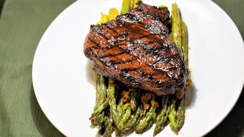 Teriyaki Sirloin Steak (3)
