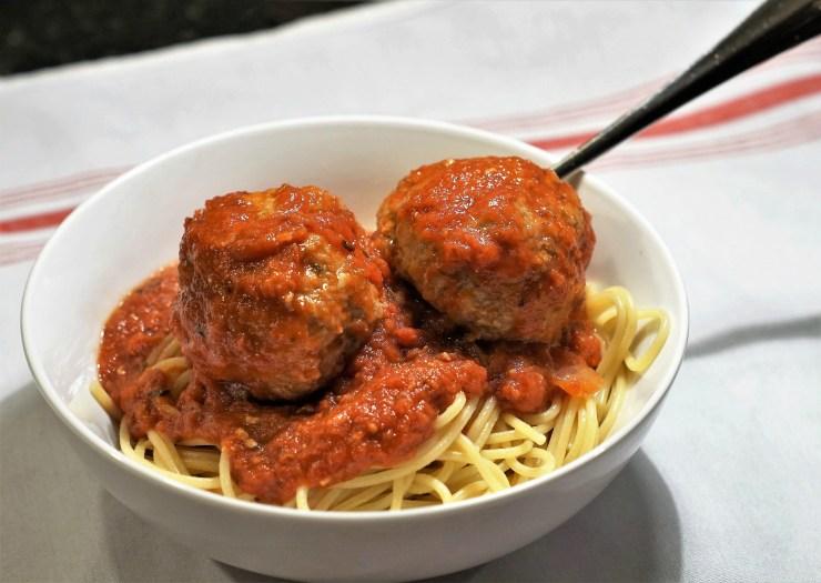 Italian Meatballs (4)