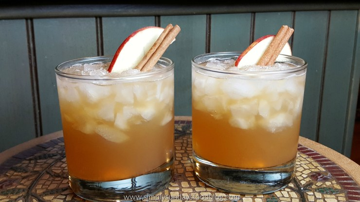 Bourbon Apple Cider FB