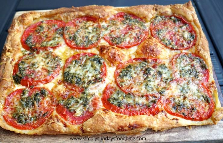 Tomato Tart FB2