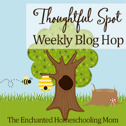 A Thoughtful Spot Weekly Blog Hop