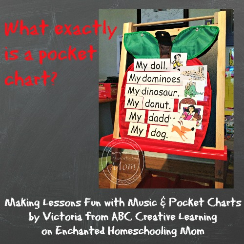 What exactly is a pocket chart