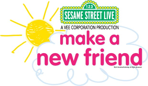 Sesame Street Make a New Friend Show
