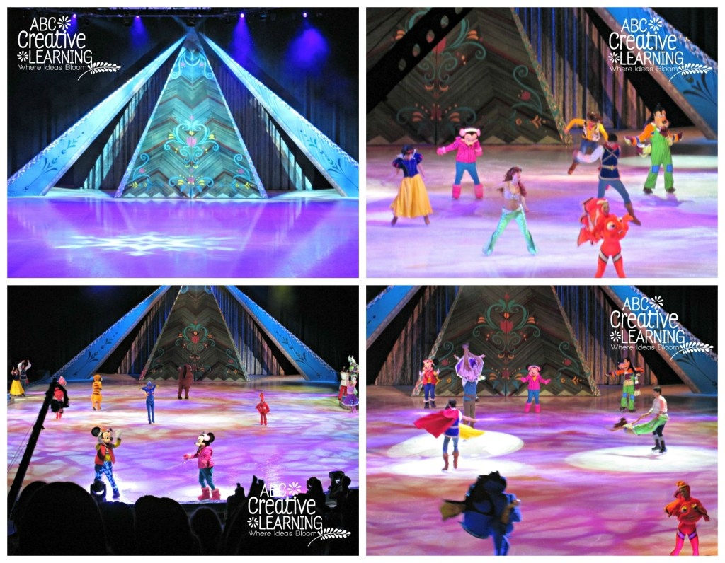 Frozen On Ice Introduction