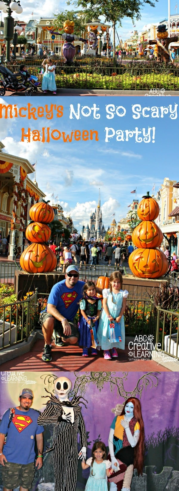 Our First Mickey's Not So Scary Halloween Party - simplytodaylife.com