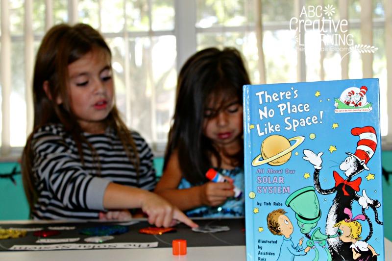 Solar System Lesson for Kids