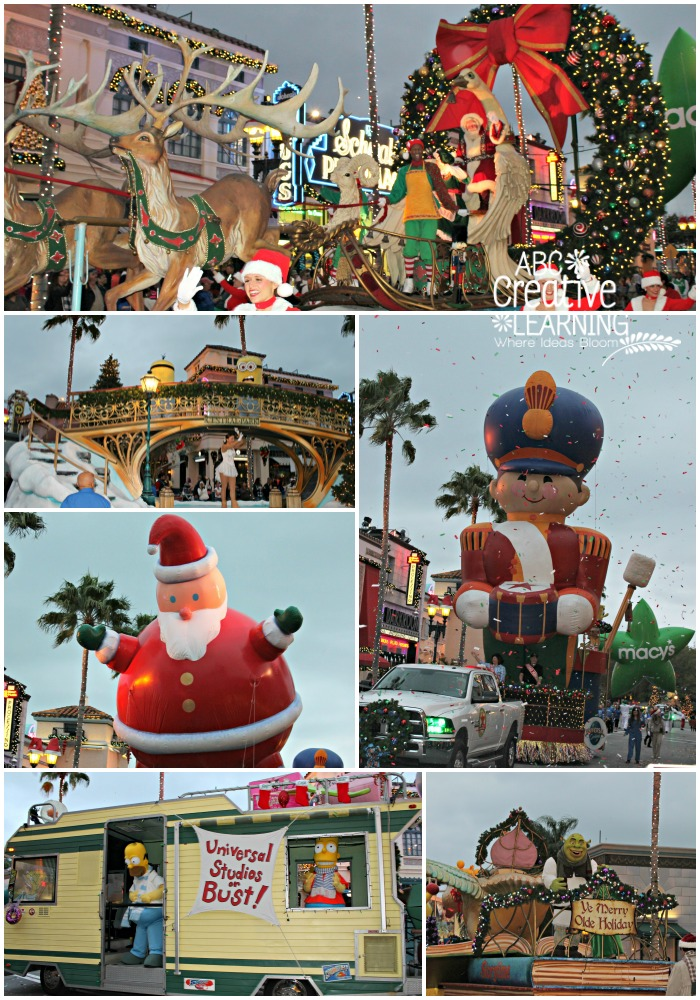 5 Must See Events at Universal Studios Holiday Celebrations Macy's Day Parade at Universal Studios