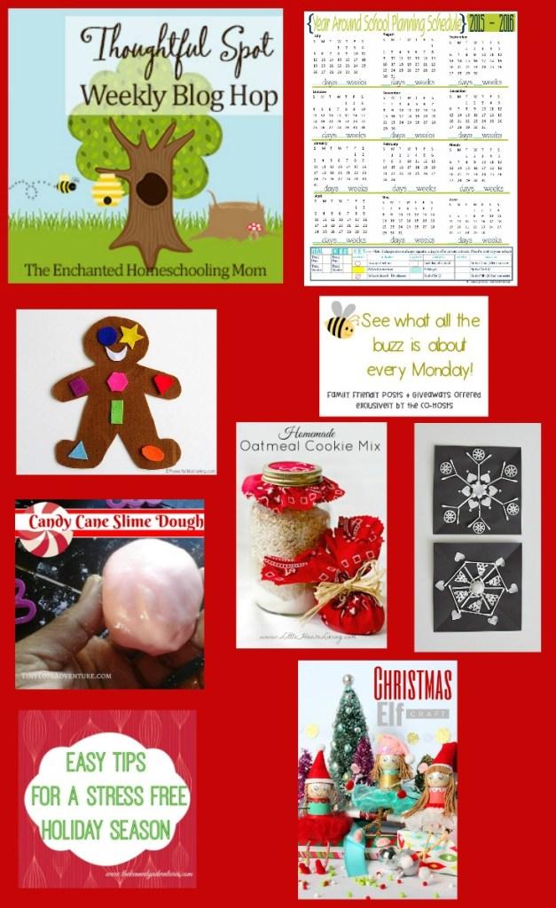 December Thoughtful Spot Weekly Blog Hop