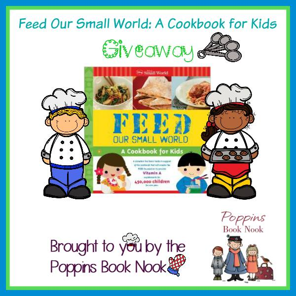 Feed our smallworld cookbook giveaway