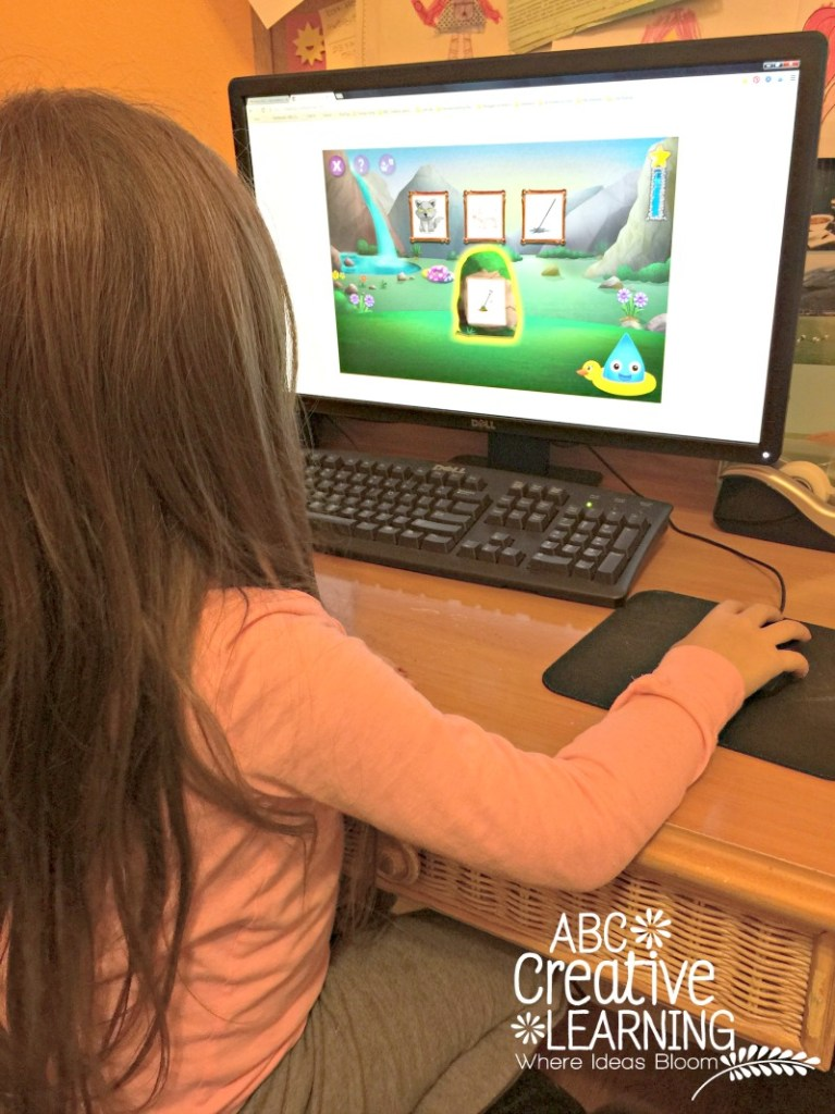 Rosetta Stone Kids Reading Program for kids ages 3-7