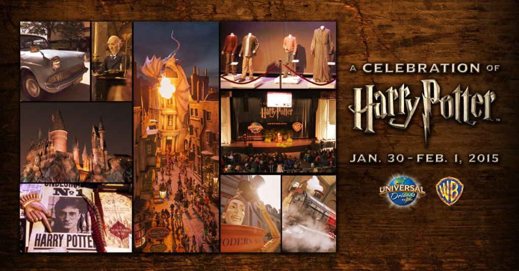 A Celebration of Harry Potter - Artwork
