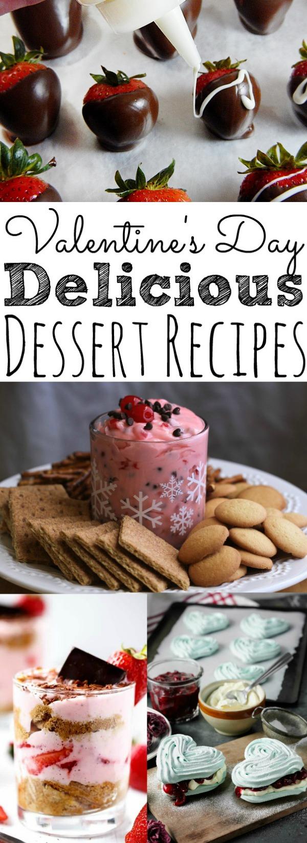 25 Valentine's Day Desserts