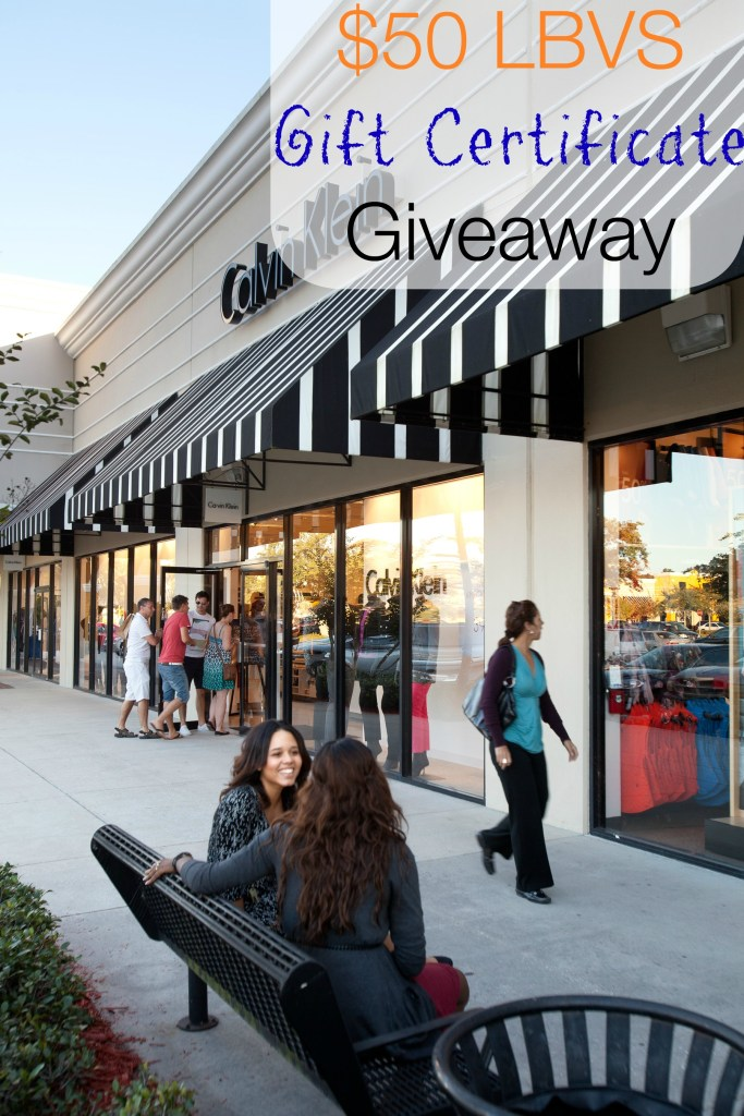 Lake Buena Vista Factory Stores Gift Card Giveaway #lbvfs