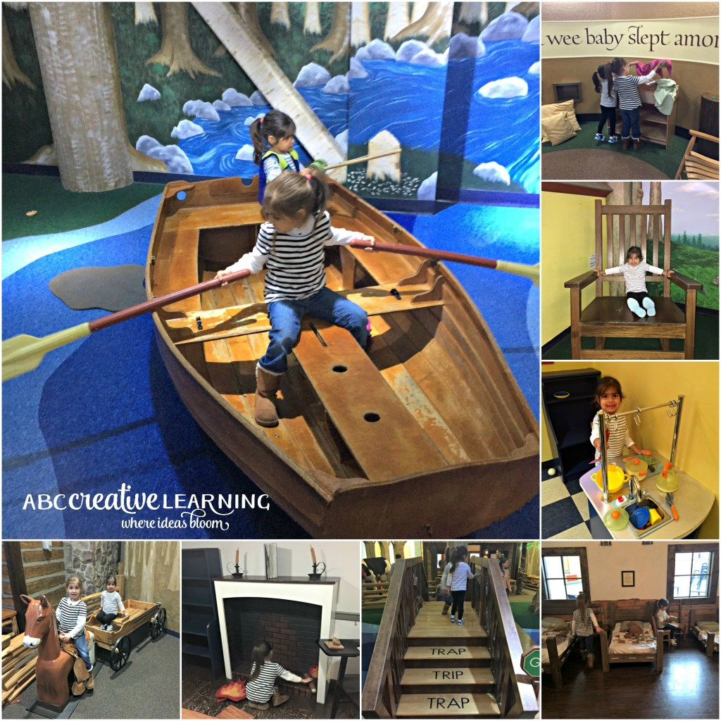 Visiting the Children's Museum of Winston-Salem The Enchanted Forest