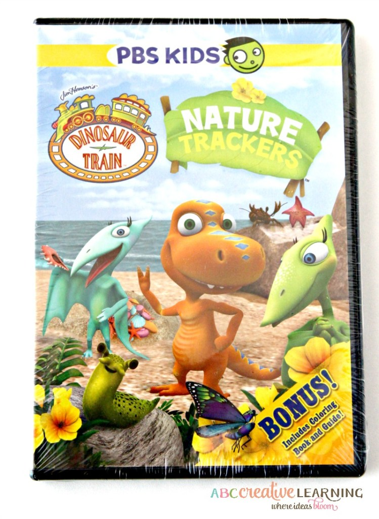Dino Train DVD and PBS Super Summer Fun Kit Giveaway DVD