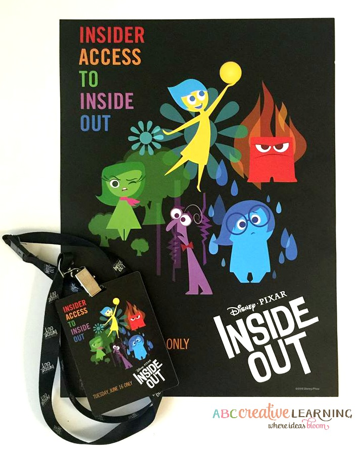 Disney Pixar Inside Out Review Insider Access