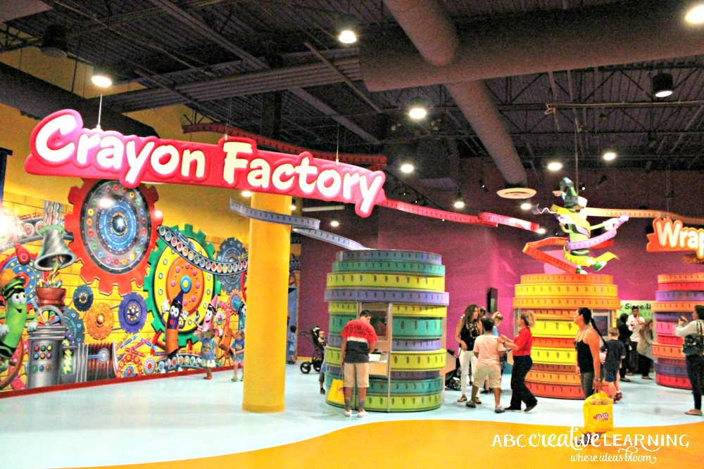14 Colorful Reasons to Visit Crayola Experience Orlando Wrap Your Crayon