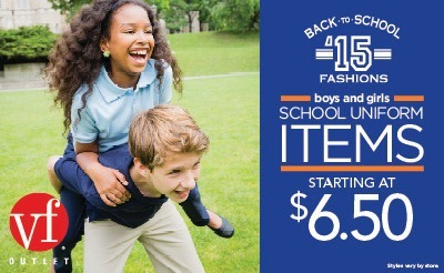 Lake Buena Vista Factory Stores Back to School Giveaway