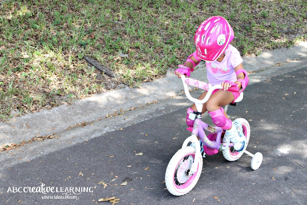 Bike Safety Tips For Young Kids RECRiding