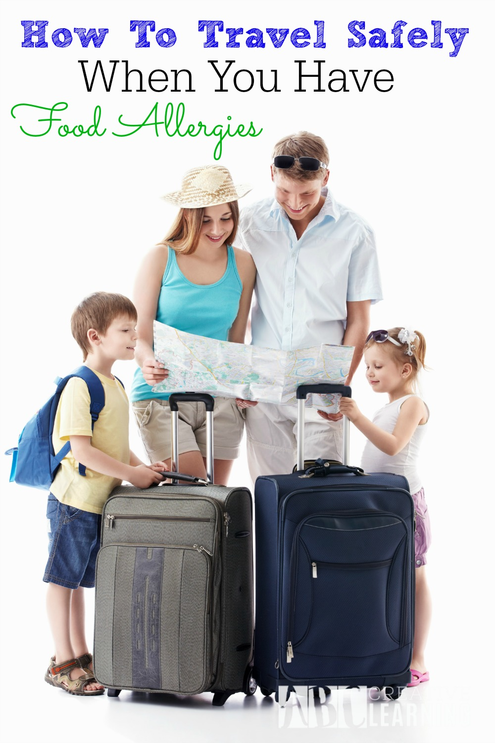 How to Travel Safely When You Have Food Allergies can be done with preparation. - abccreativelearning.com