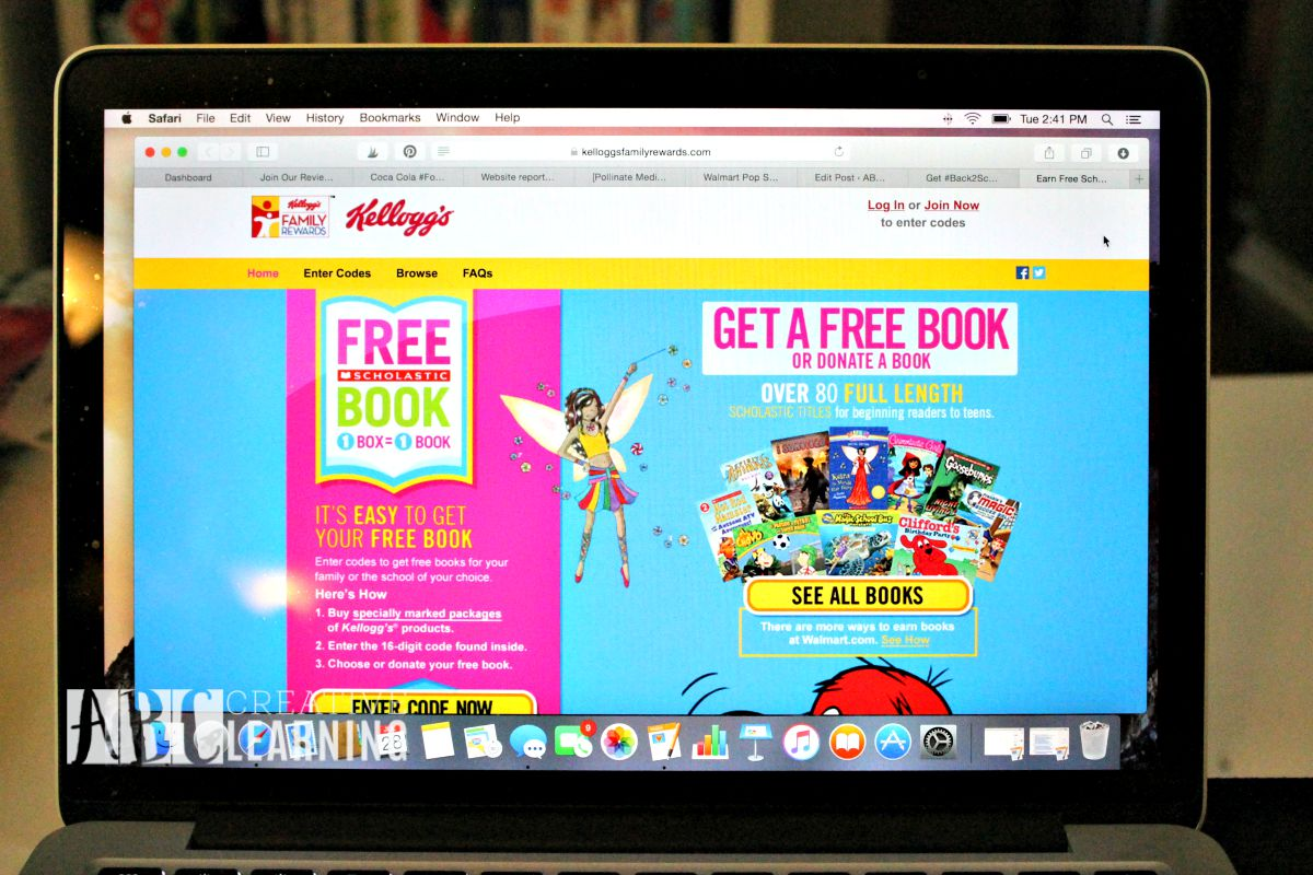 Importance of Reading and Creating a Monthly Book Basket FREE Book