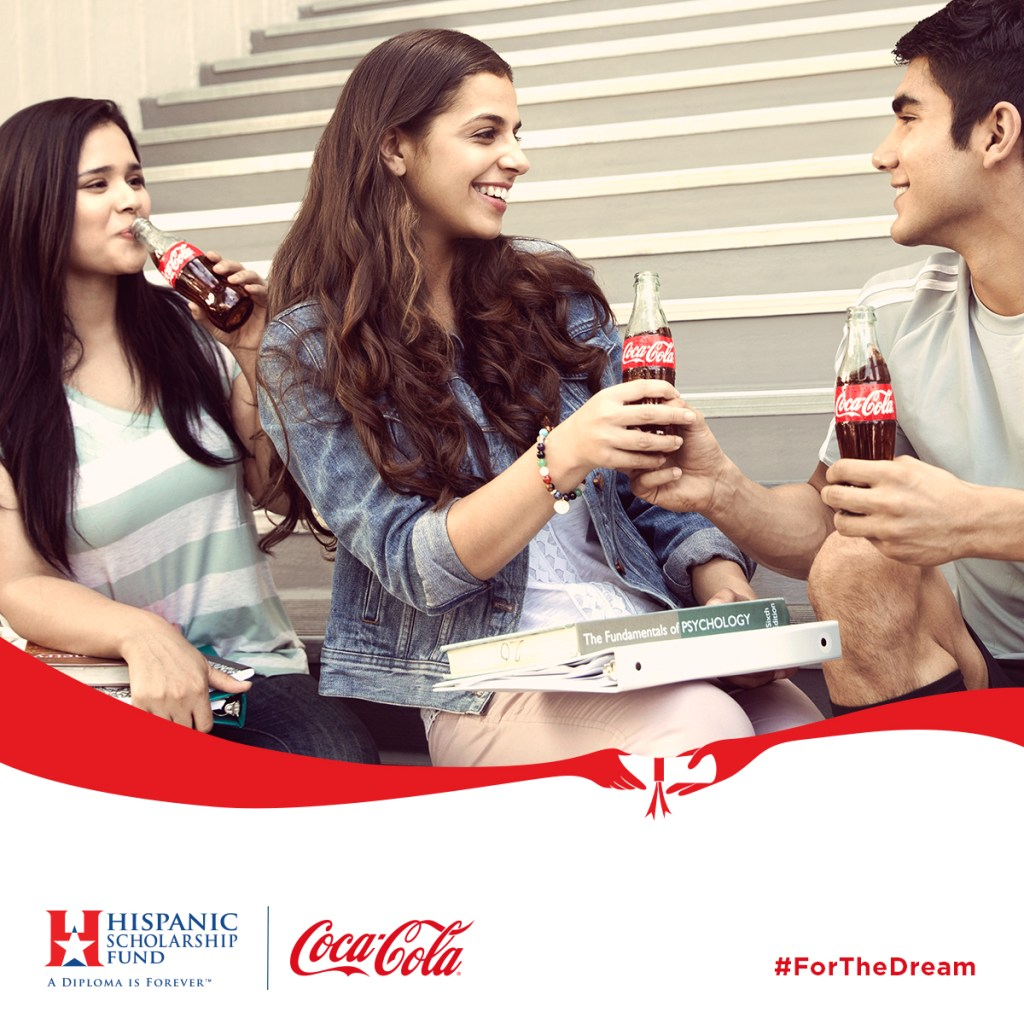 Coca-Cola Inspiring Education Among Latino Families