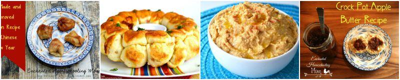 Family Friendly Recipes Snacks