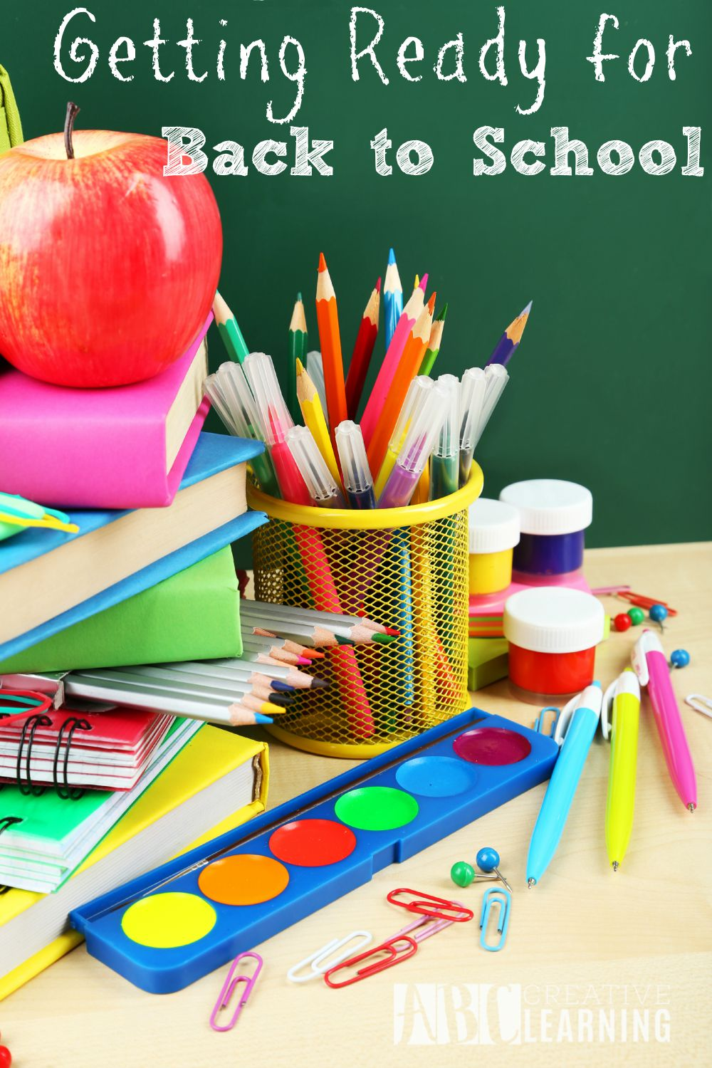 Tips For Getting Kids Ready for Back to School - simplytodaylife.com