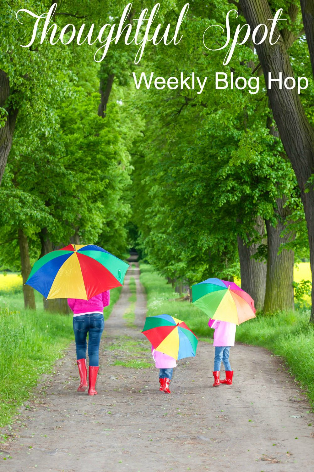 Thoughtful Spot Weekly Blog Hop where you will find the best family friendly recipes, crafts, DIY's, Homeschooling Ideas and Parenting Advice
