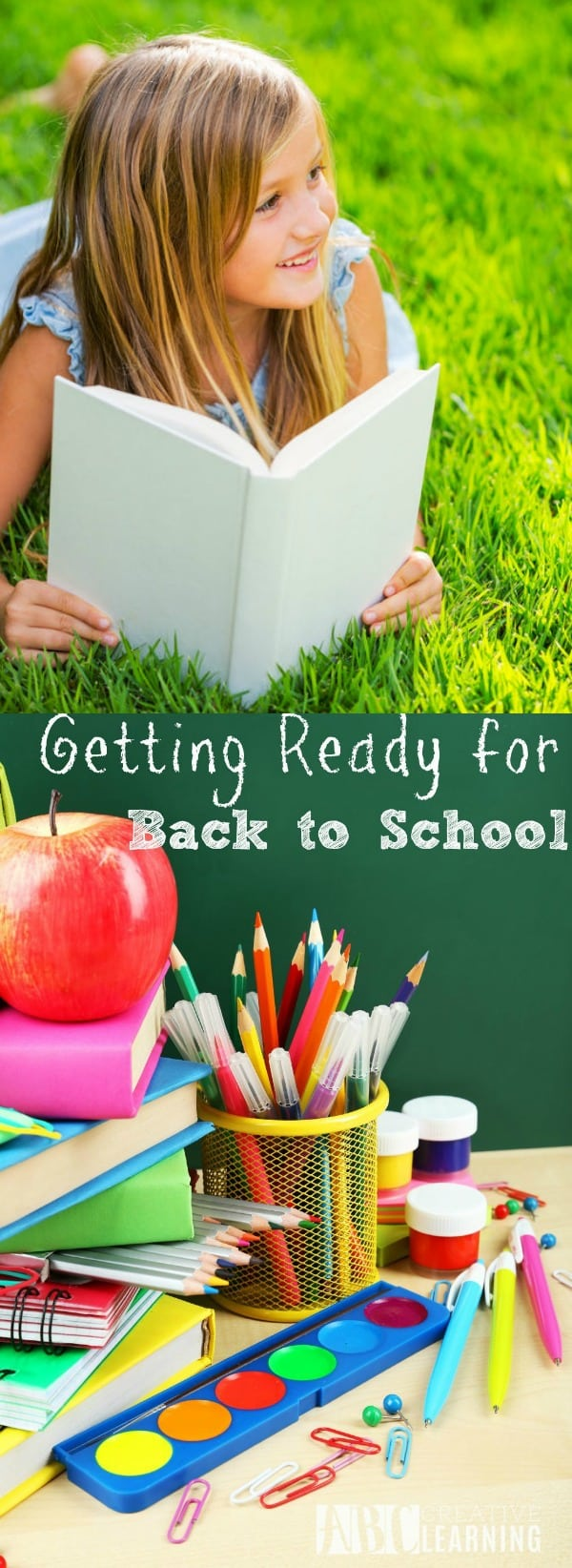 Tips For Getting Kids Ready for Back to School