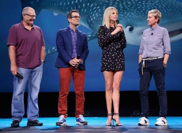 Exciting New Disney Movies Announced at #D23Expo Finding Dory