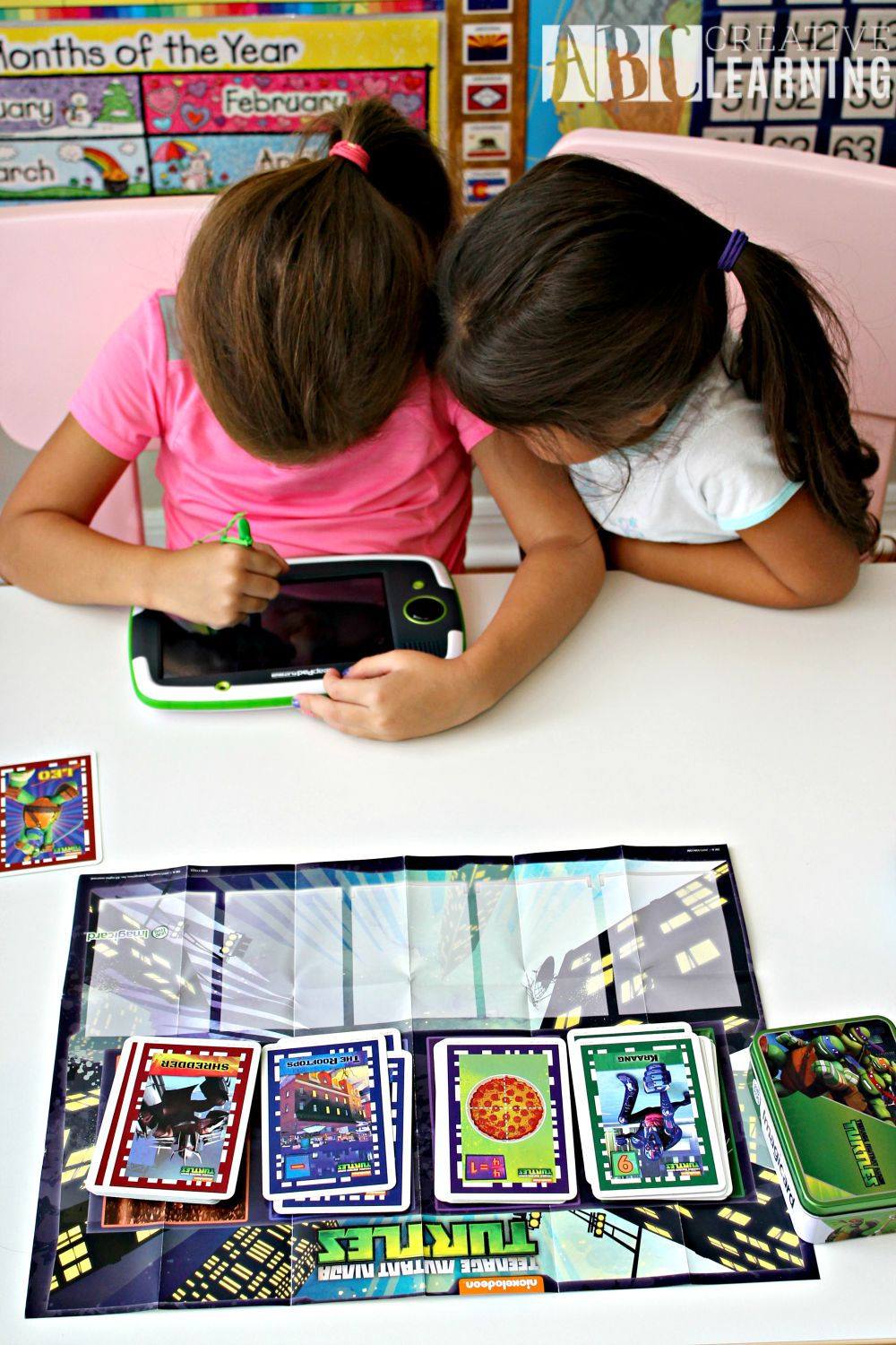 LeapPad Platinum & Word Whammer the Perfect Homeschool Duo Preschool and Elementary