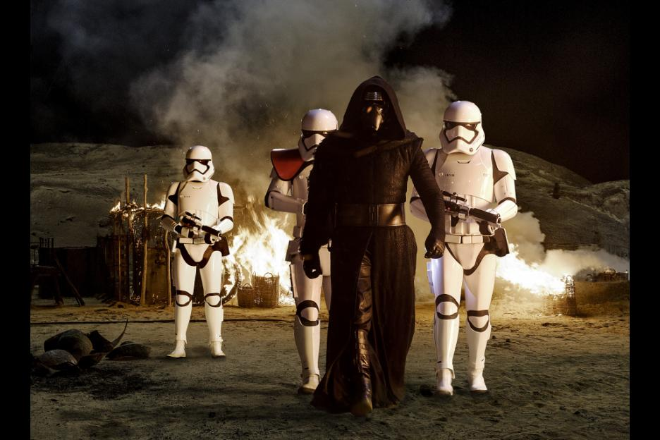 Star Wars: The Force Awakens - New Facebook 360 Experience