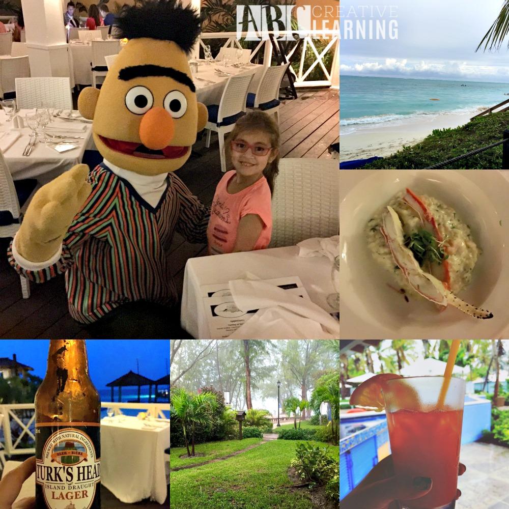 Beaches Turks & Caicos Resort Villages & Spa Day 1