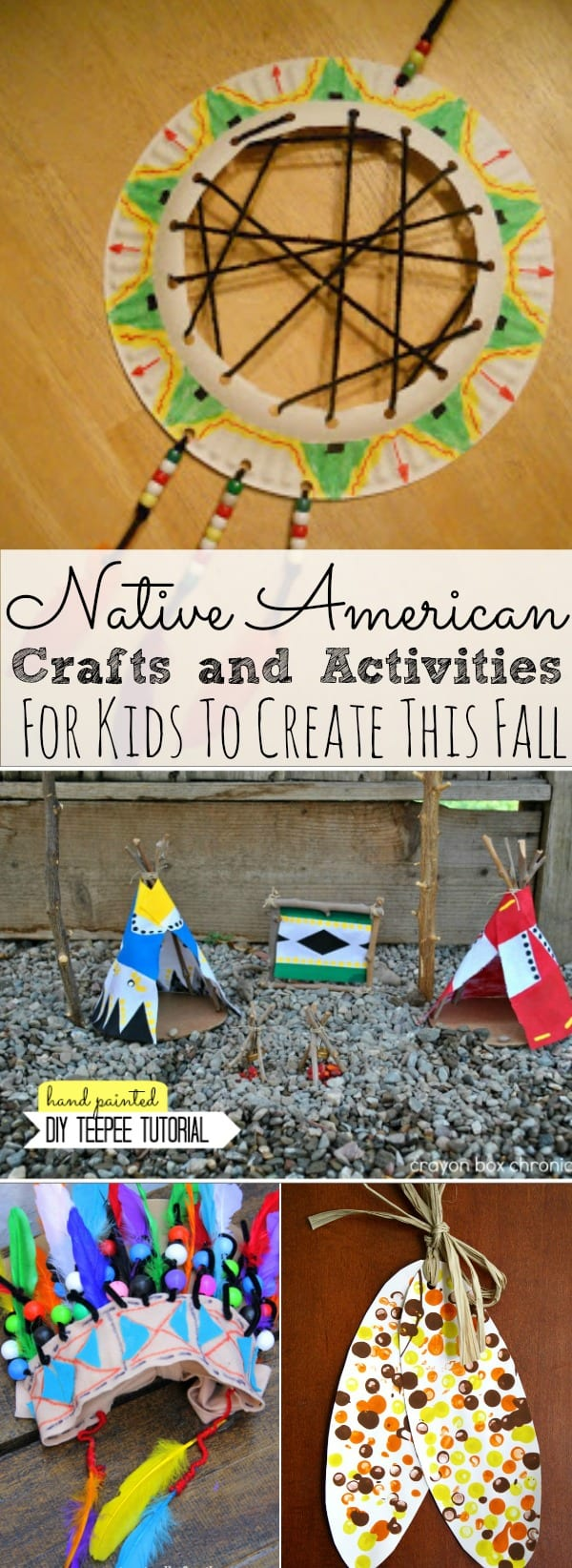 Native American Crafts And Activities For Kids Simply Today Life