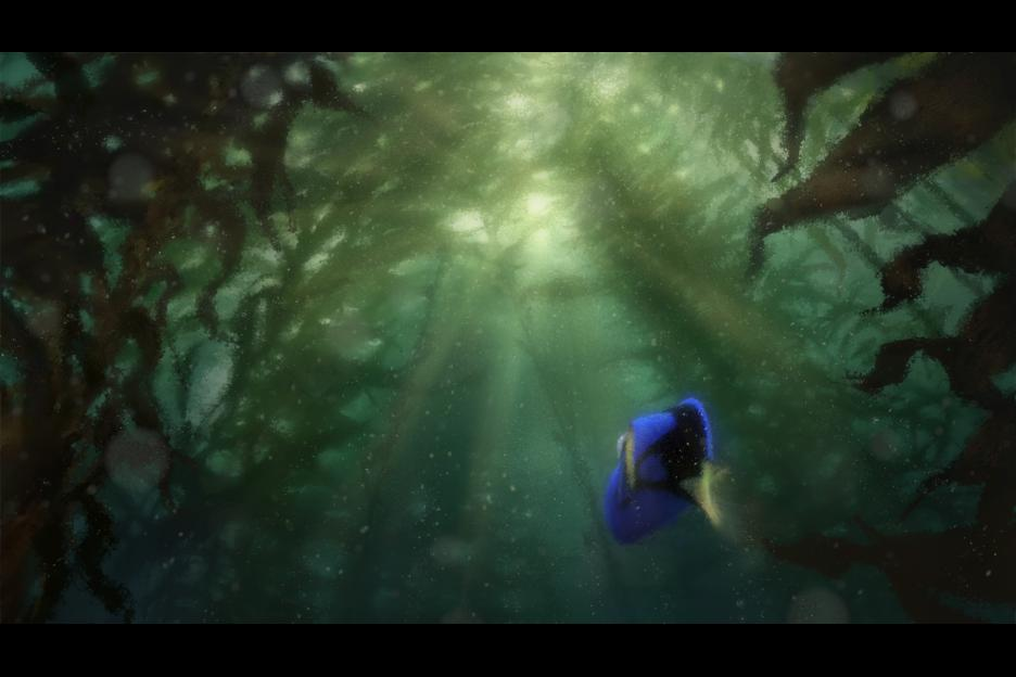 Finding Dory Trailer and Poster #FindingDory Dory pic
