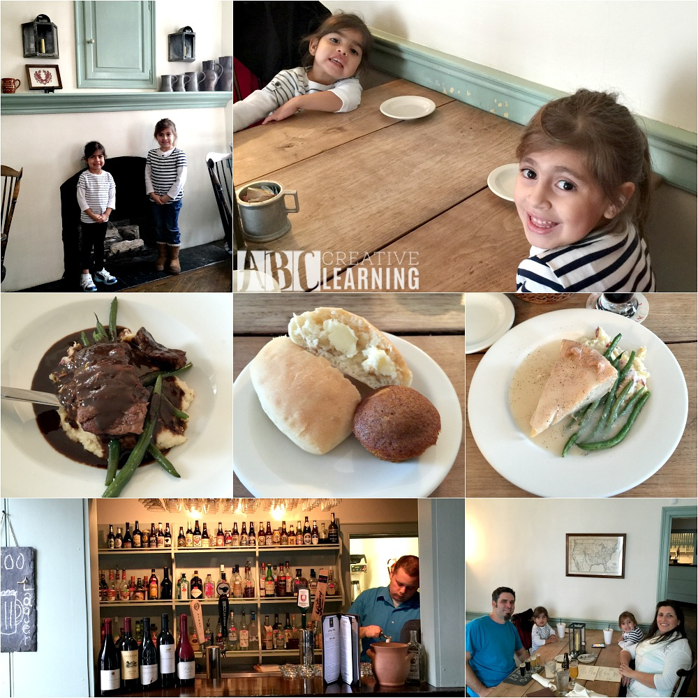 Visiting Old Salem Museums & Gardens in NC Tavern