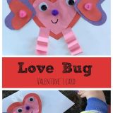 Love Bug Valentines Card