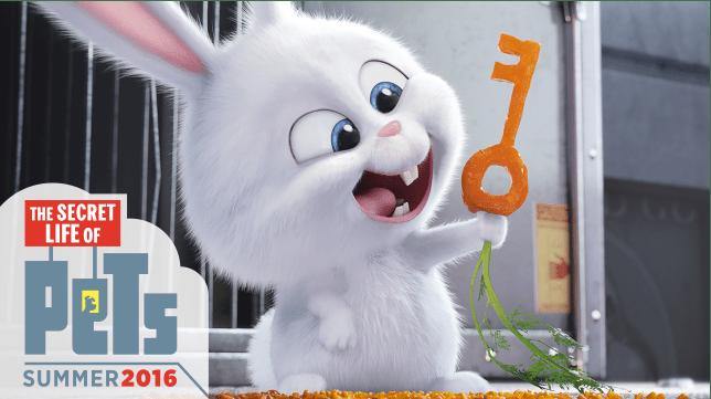 Meet Snowball The Secret Life of Pets #TheSecretLifeOfPets