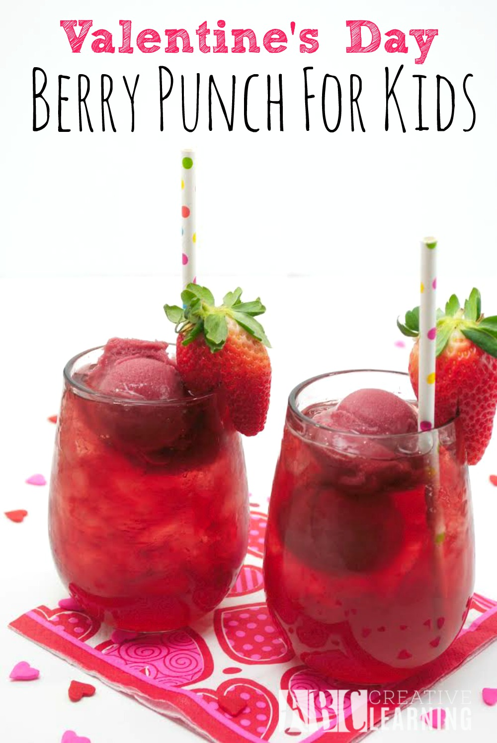 Valentines Day Berry Punch
