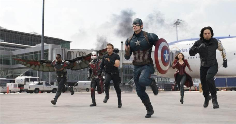 Marvel's Captain America: Civil War Poster and Trailer Are Here #CaptainAmericaCivilWar 1
