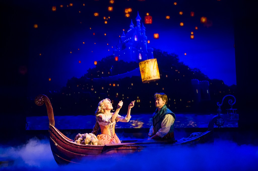 Tangled: The Musical Aboard The Disney Magic