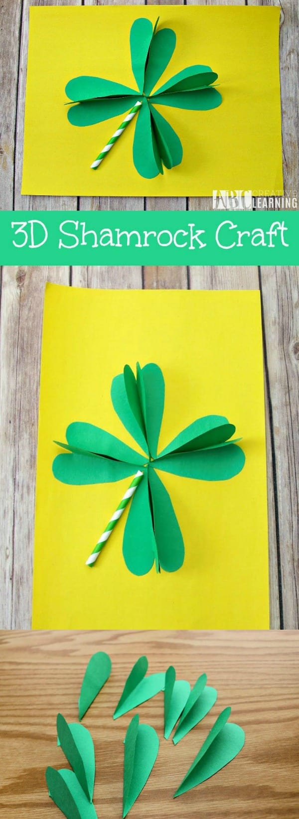 Shamrock 3D Craft