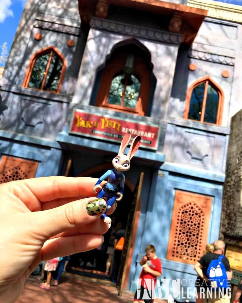 7 Reasons To Visit Disney's Animal Kingdom Theme Park Food