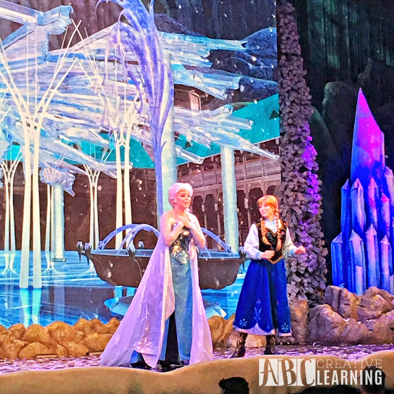 The Force Is Strong At Disney's Hollywood Studios Frozen