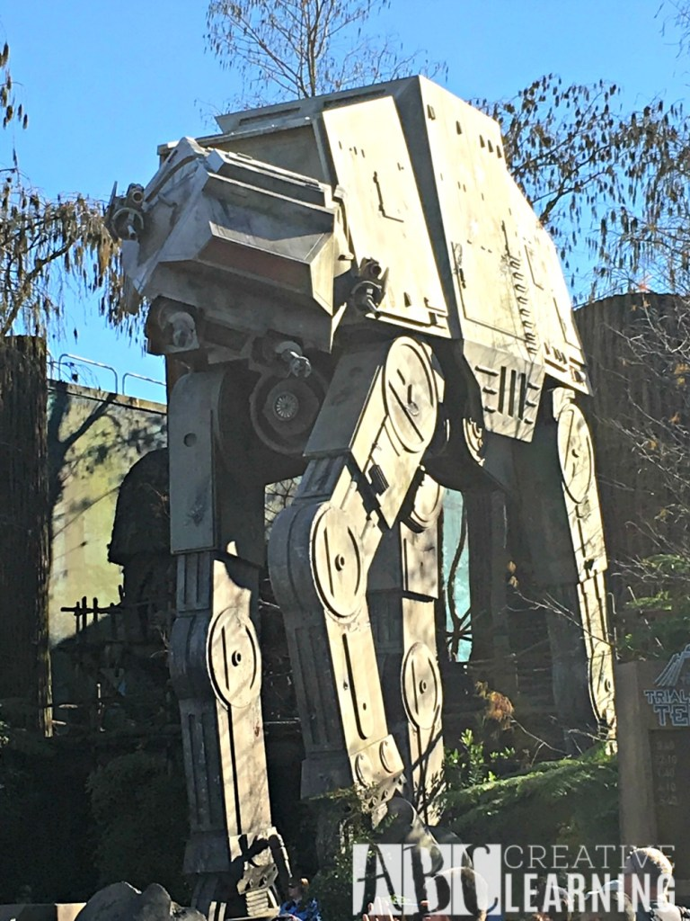 The Force Is Strong At Disney's Hollywood Studios Star Wars