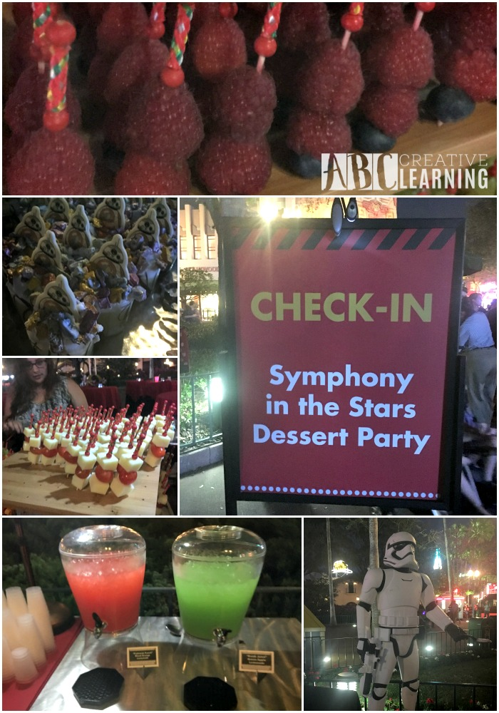 The Force Is Strong At Disney's Hollywood Studios Symphony Dessert Party